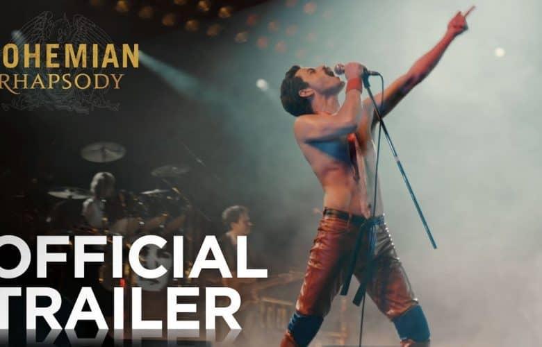 Bohemian Rhapsody trailer queen