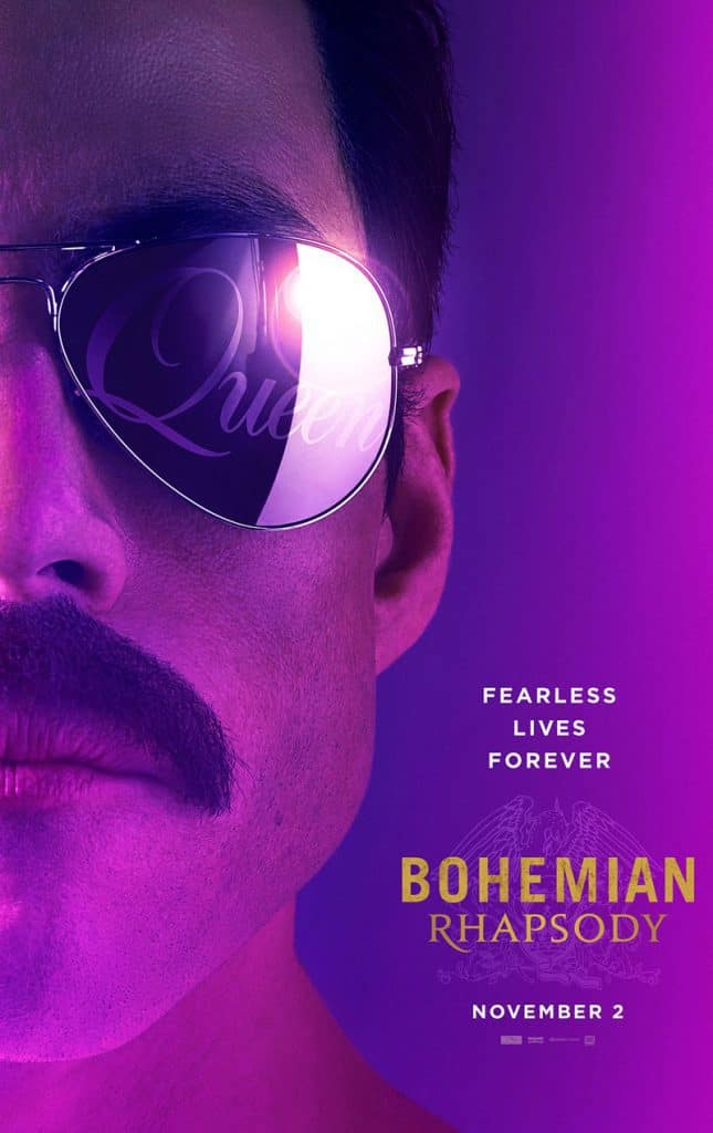 Bohemian Rhapsody trailer queen