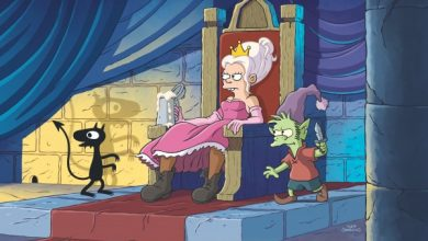 disenchantment trailer