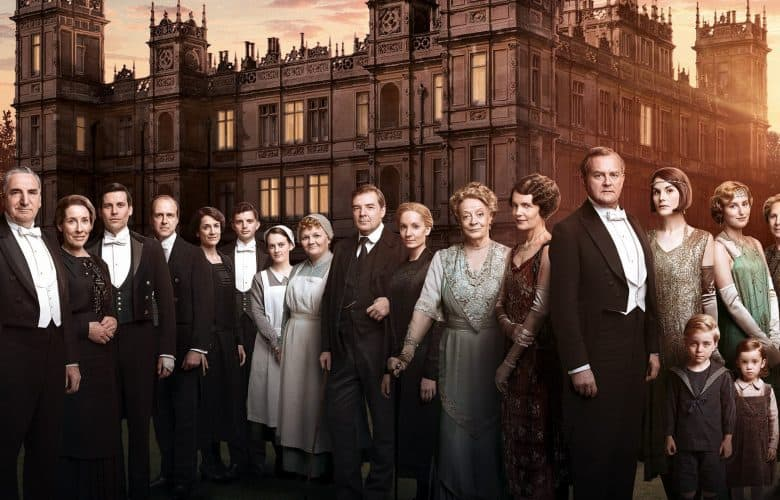 downtown abbey film
