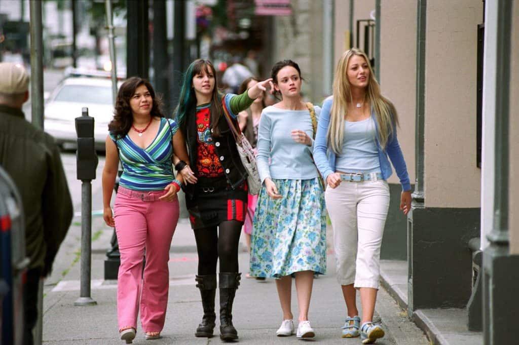film estate vacanze 4 amiche e un paio di jeans