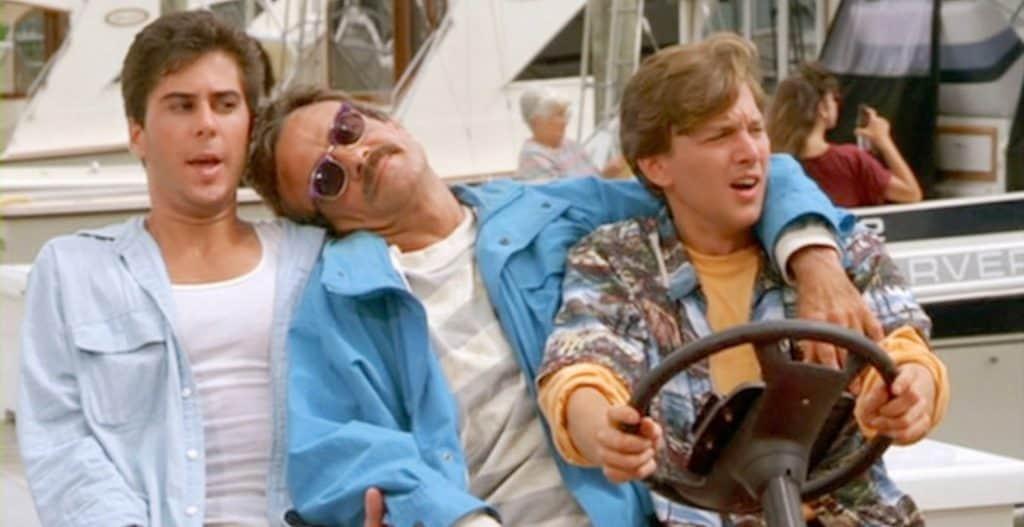 film estate vacanze weekend con il morto