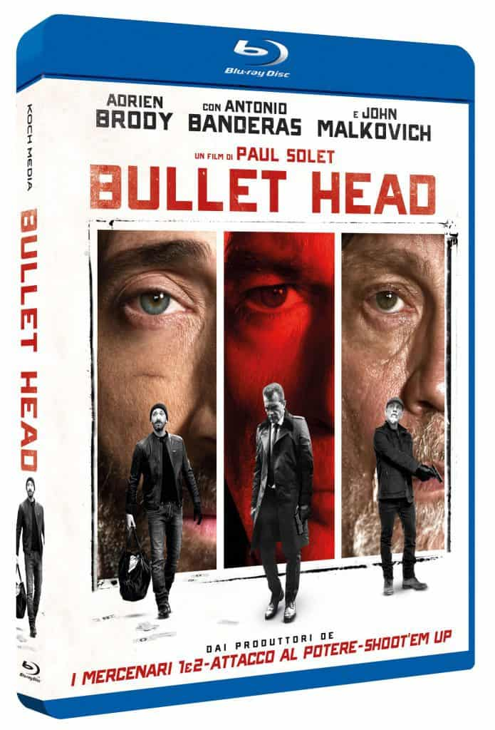 bullethead bluray