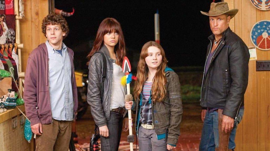 zombieland 2 cast originale