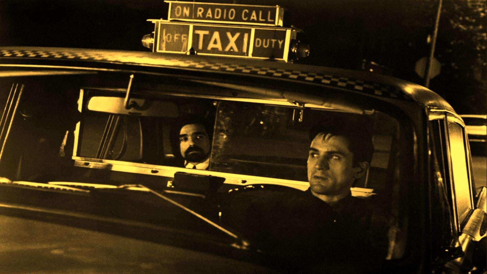 taxi driver recensione