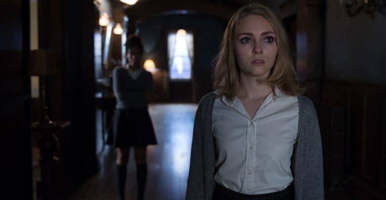 Photo of Dark Hall: trailer italiano con Uma Thurman e AnnaSophia Robb