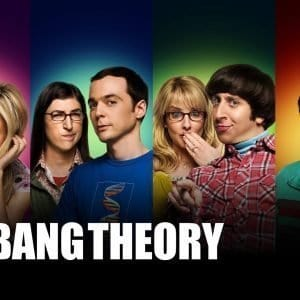 the big bang theory fine