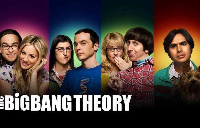 the big bang theory fine