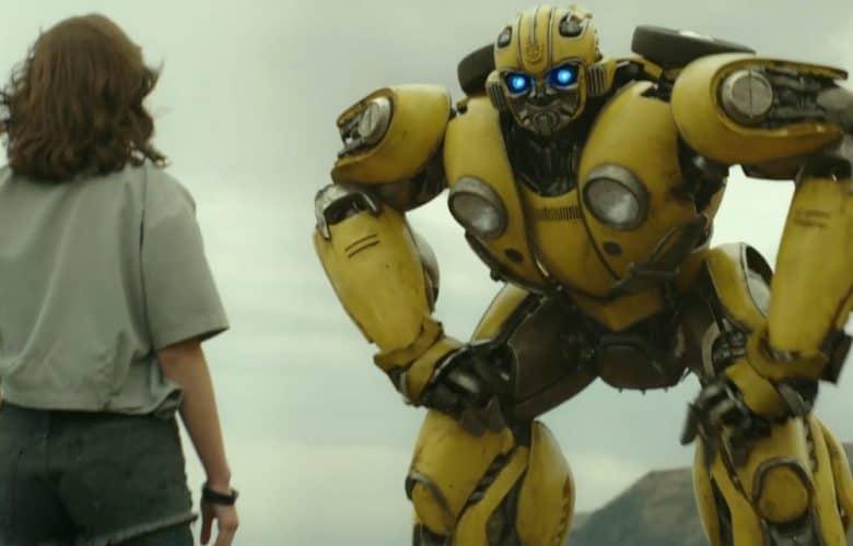 Bumblebee trailer ufficiale
