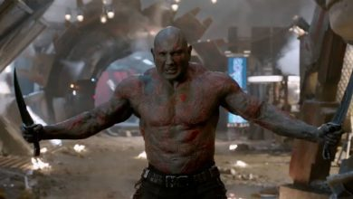 Photo of Guardiani della Galassia Vol.3: Dave Bautista pronto all'addio?