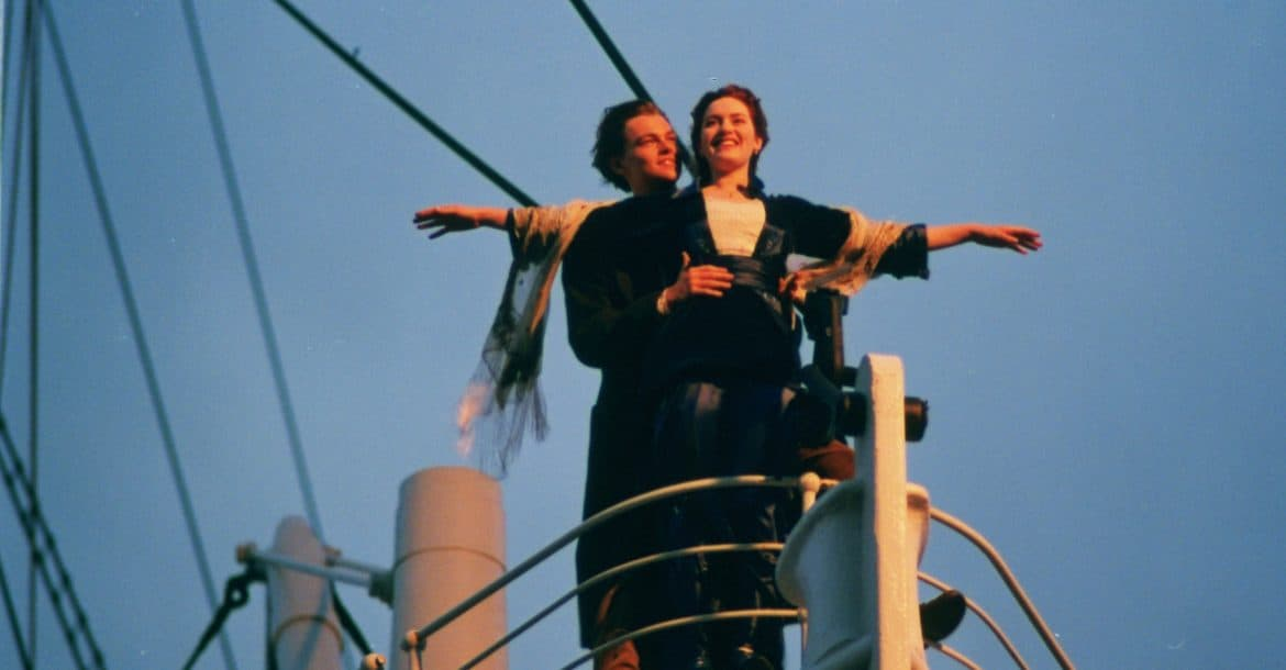 titanic al cinema
