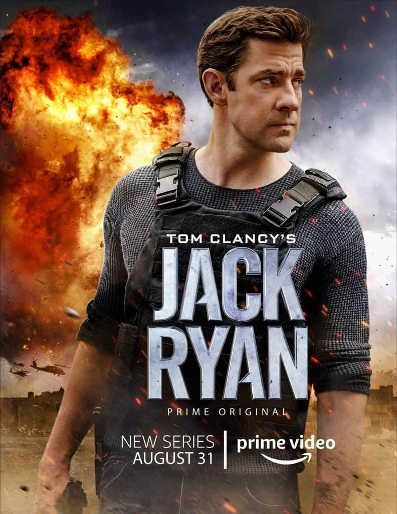 Jack Ryan Recensione Amazon Video