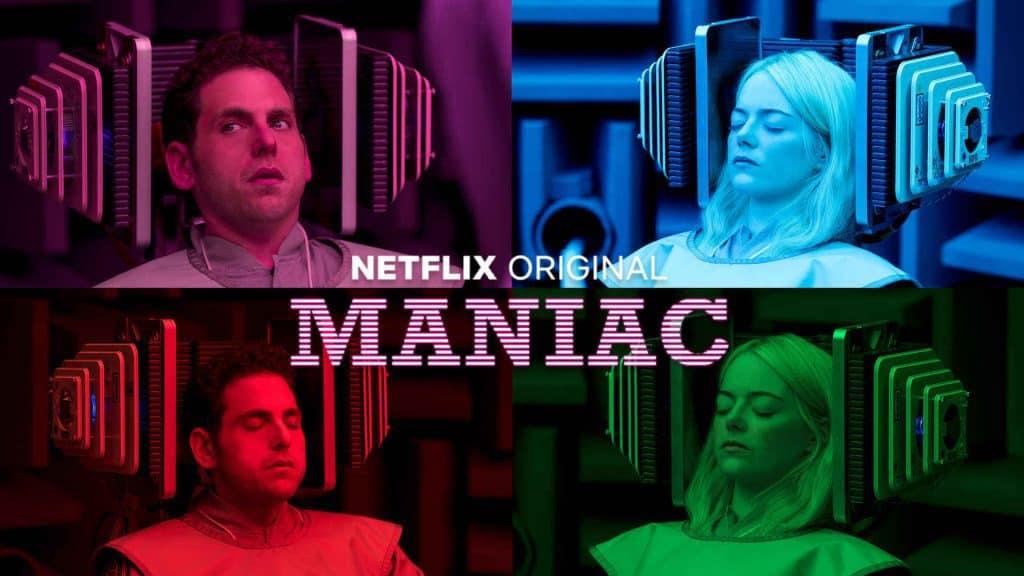 maniac recensione