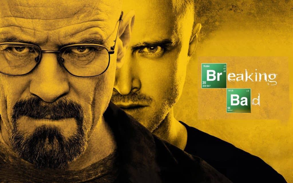 breaking bad 50 sceneggiature
