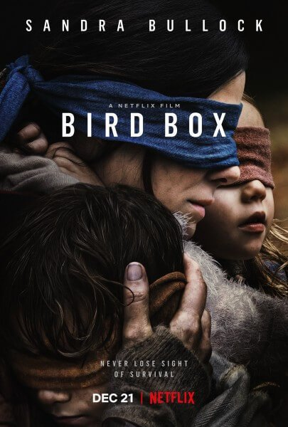 bird box trailer ufficiale