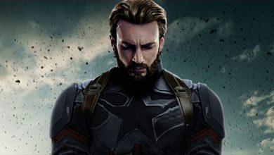 chris evans captain america addio