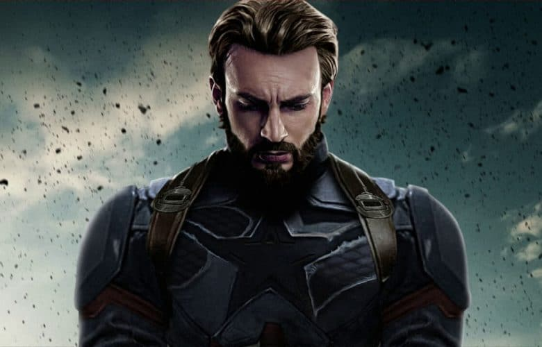 chris evans captain america addio