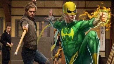 Iron Fist cancellata