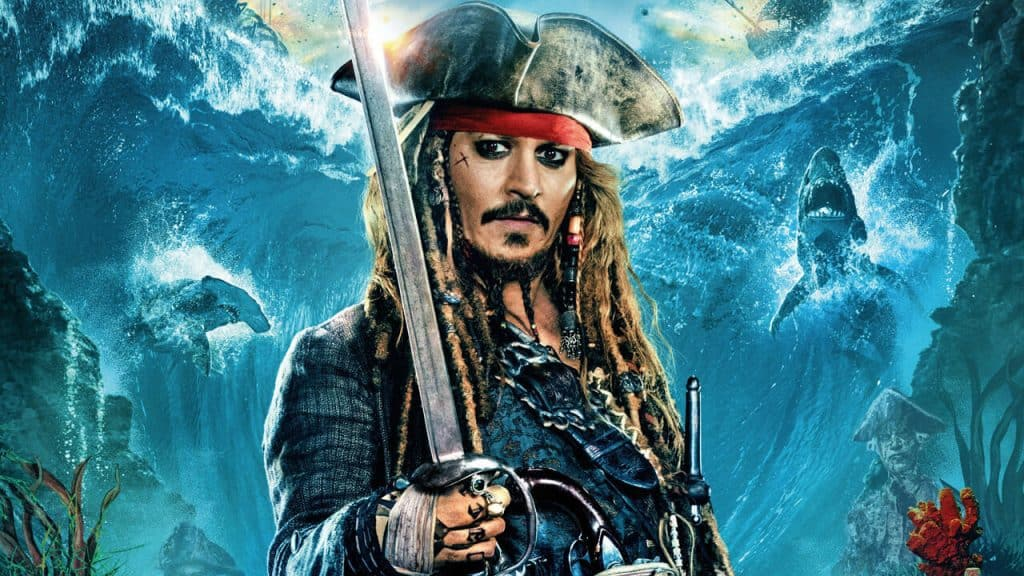 pirati dei caraibi reboot