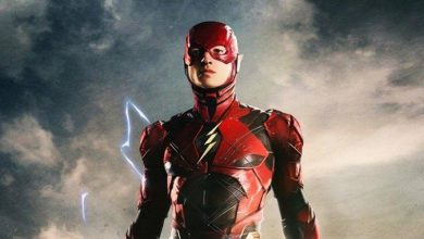 the flash data uscita