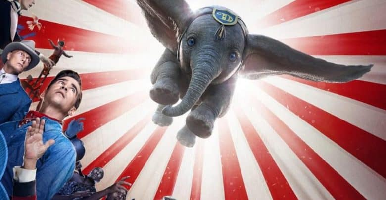 Photo of Dumbo: trailer ufficiale del film Disney diretto da Tim Burton