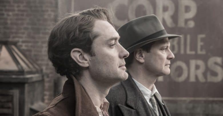 Photo of Genius: recensione del film con Colin Firth e Jude Law
