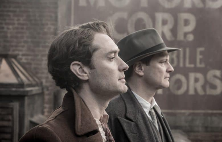 genius recensione colin firth jude law