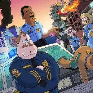 paradise police recensione