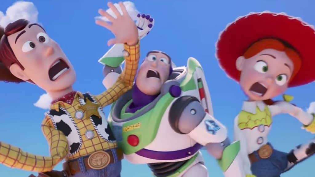 toy story 4 trailer