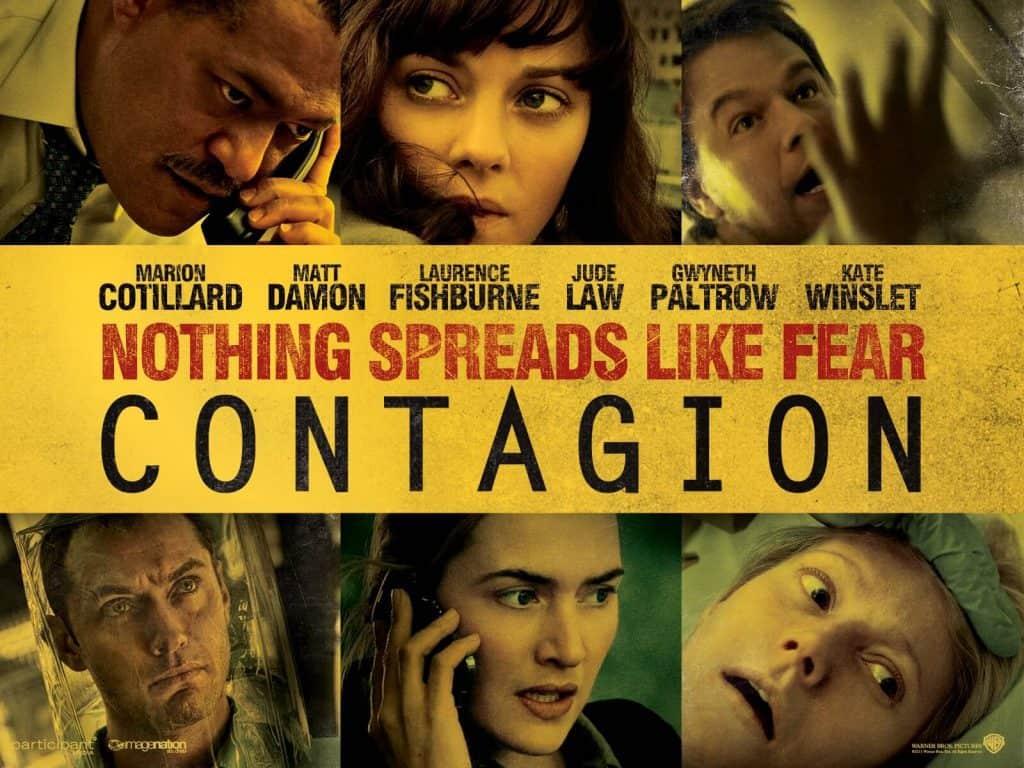 contagion recensione