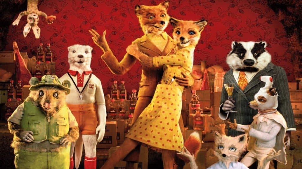 Fantastic Mr Fox recensione
