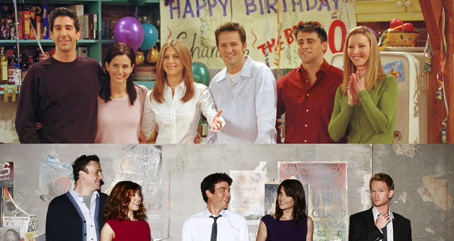 Photo of Tutte le somiglianze tra Friends e How I Met Your Mother