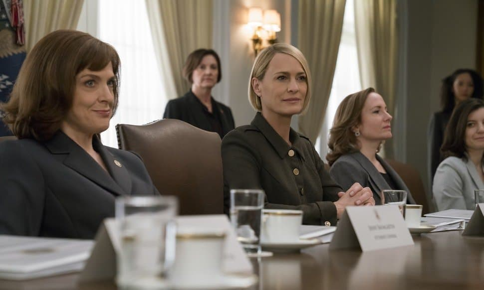 House of Cards 6 recensione