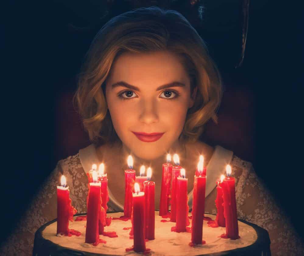 le terrificanti avventure di Sabrina 2 stagione