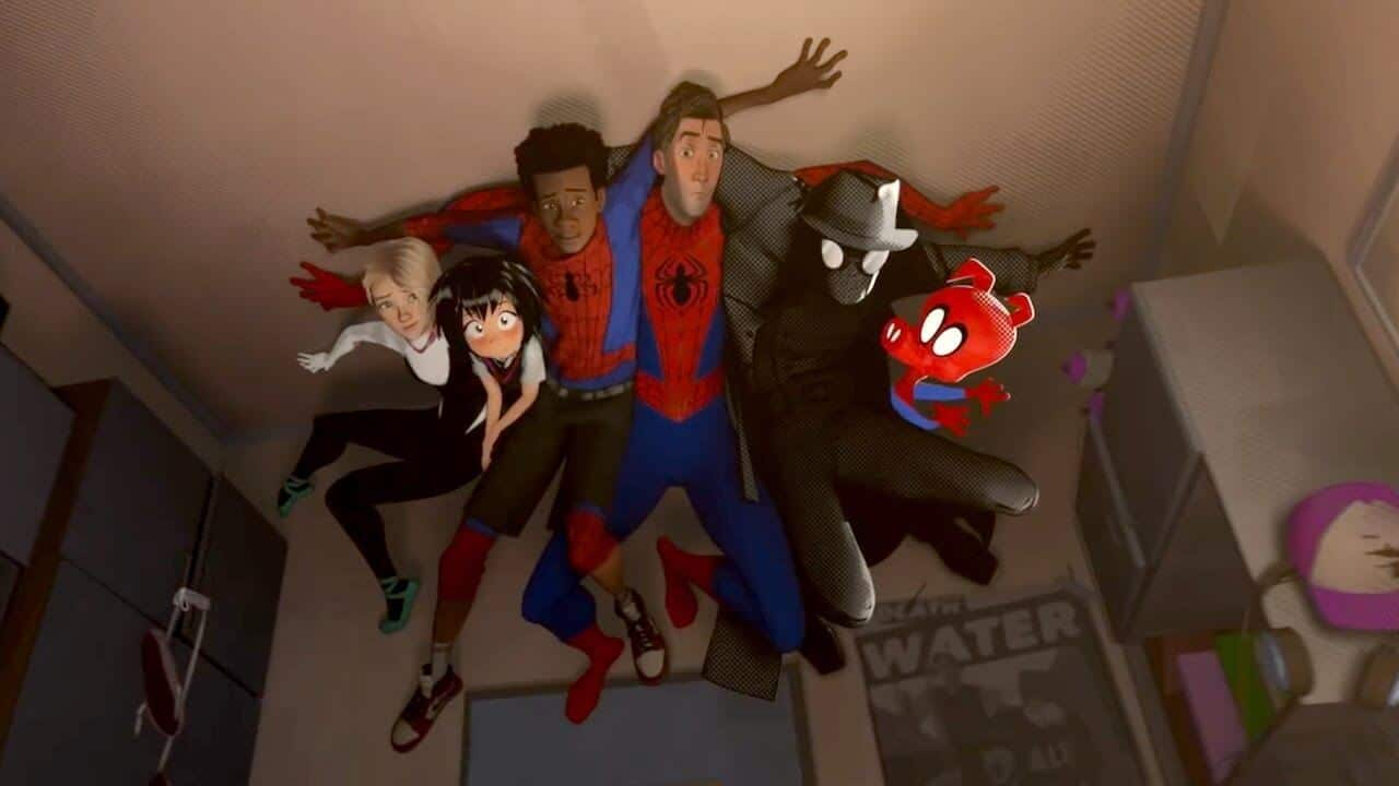 Spider-Man un nuovo universo recensione