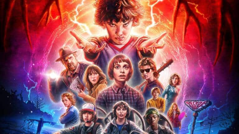 stranger things 3 teaser trailer