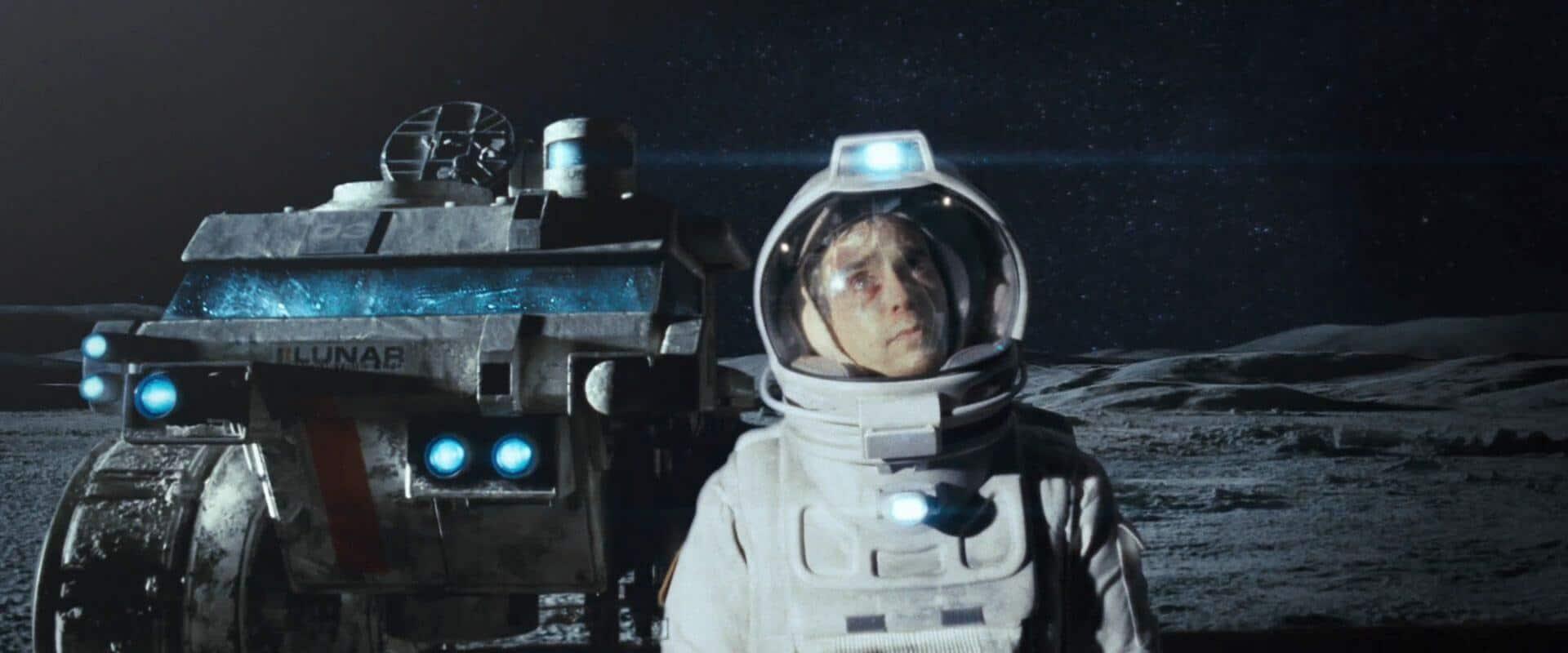 Moon Recensione Sam Rockwell Duncan Jones
