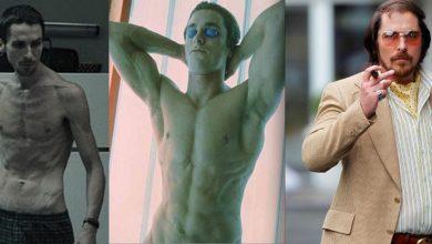 Photo of Le trasformazioni fisiche di Christian Bale: storia di una attore camaleontico