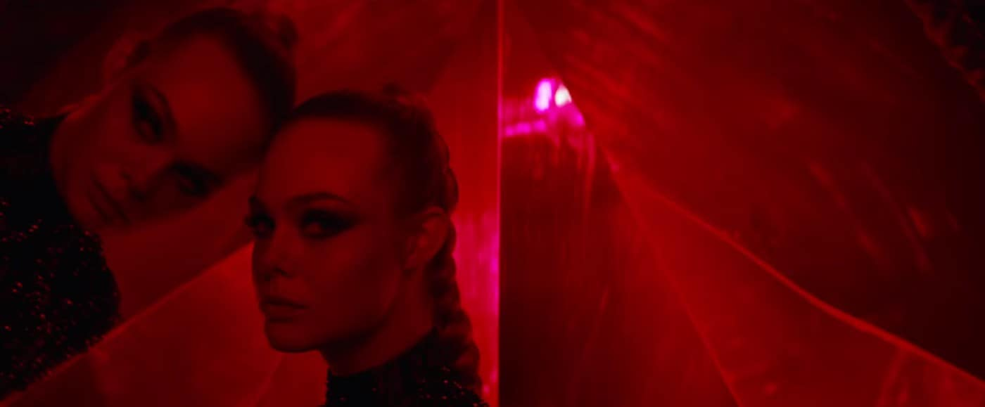 the neon demon simbologia
