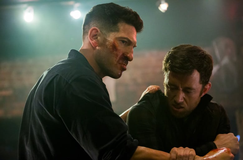 the punisher terza stagione