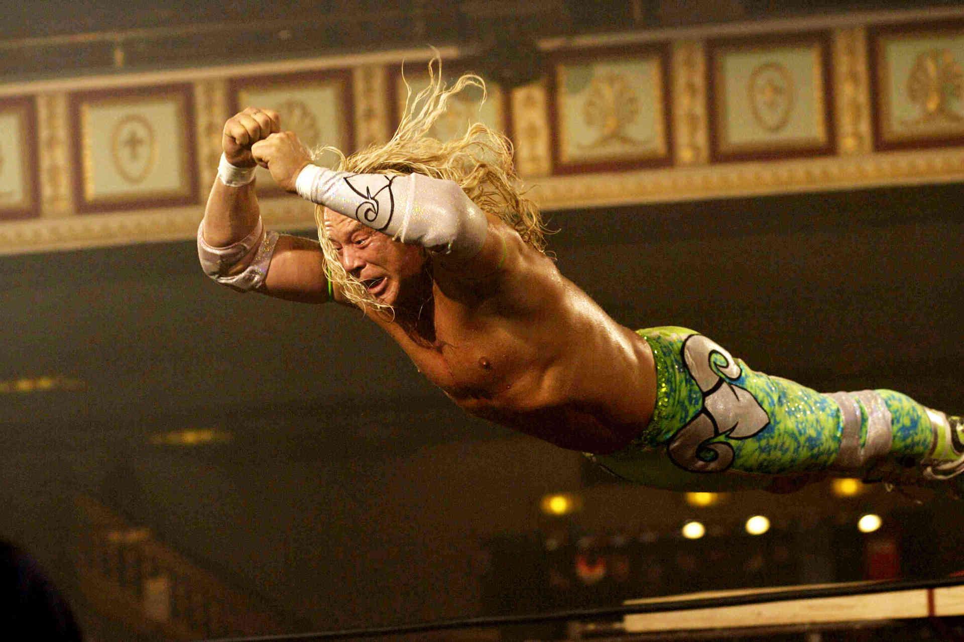 the wrestler recensione