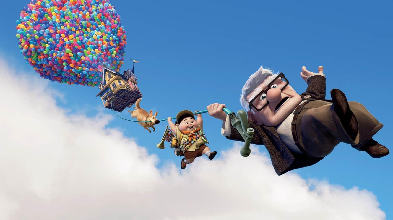 up recensione pixar pete docter