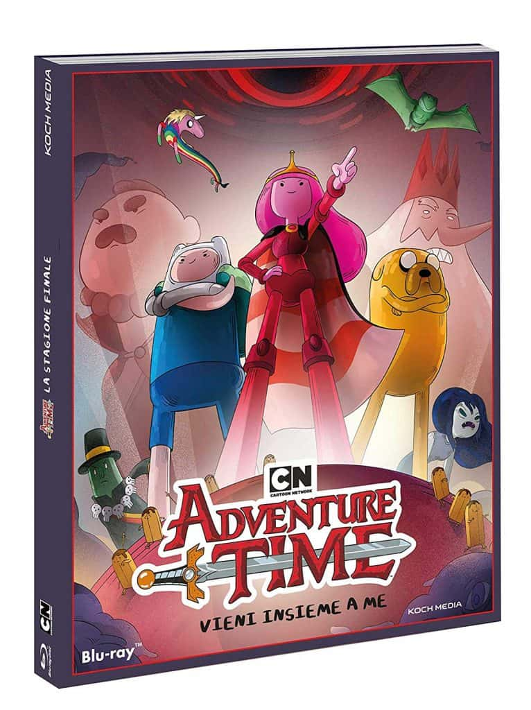 Adventure Time Blu Ray