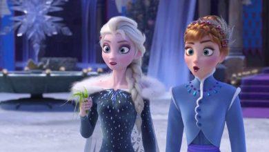 Photo of Frozen 2: rilasciato il primo teaser trailer del film Disney!
