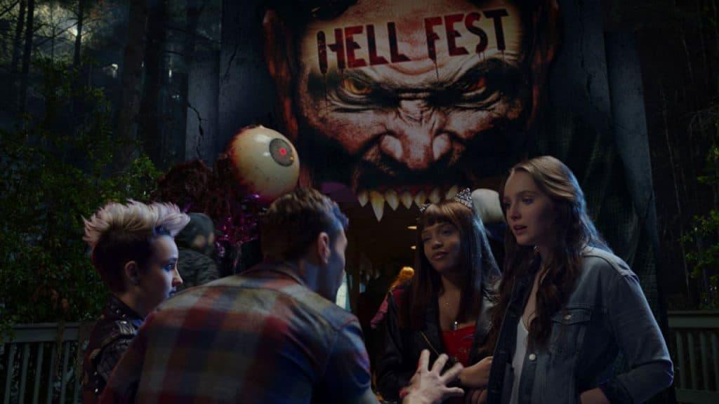film slasher: hell fest