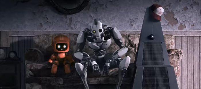 love death & robots trailer