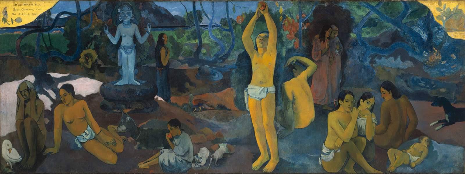 Gauguin a Tahiti recensione