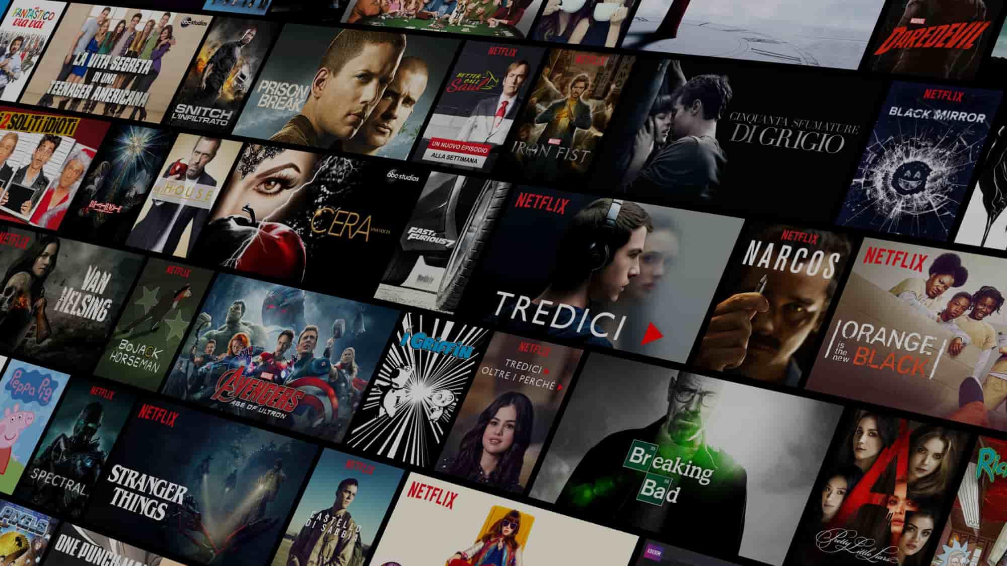 La serialità sta divorando il cinema