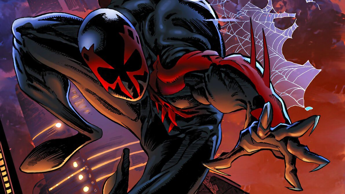 Cinecomics Spider-Man 2099