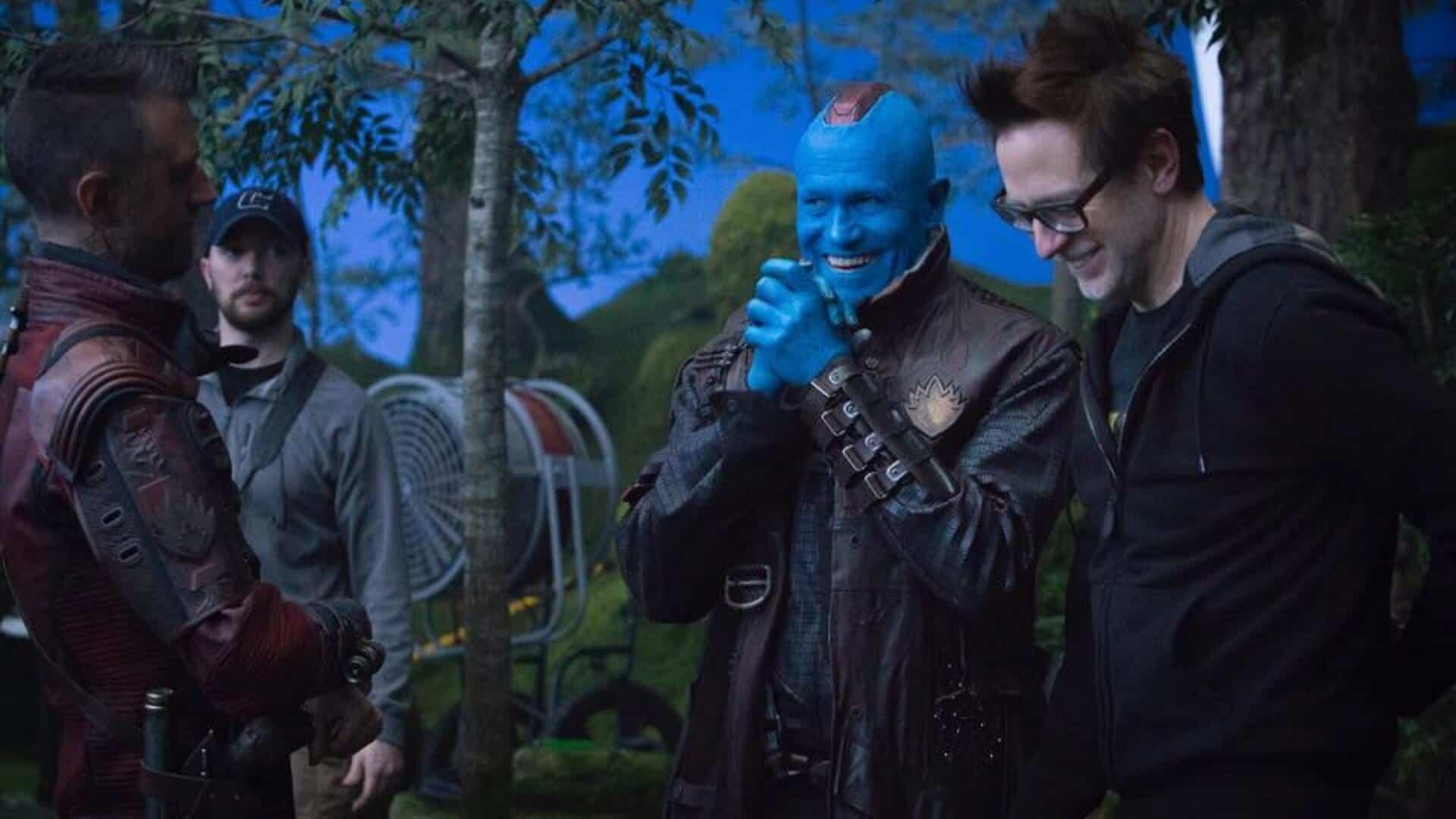James Gunn ritorno Disney Guardiani della Galassia 3